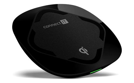 Connect IT Qi CERTIFIED Wireless Fast Charge černá (CWC-7500-BK)