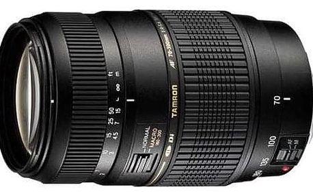 Objektiv Tamron AF 70-300 mm f/4.0 5.6 Di LD Macro 1:2 pro Nikon černý (A17NII)