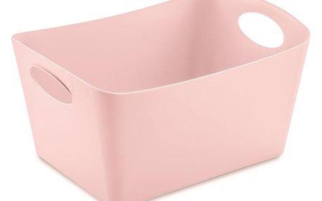 Koziol Úložný box Boxxx růžová, 1 l