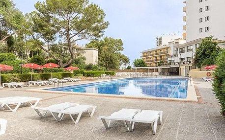 Španělsko - Mallorca na 4 dny, all inclusive s dopravou letecky z Prahy