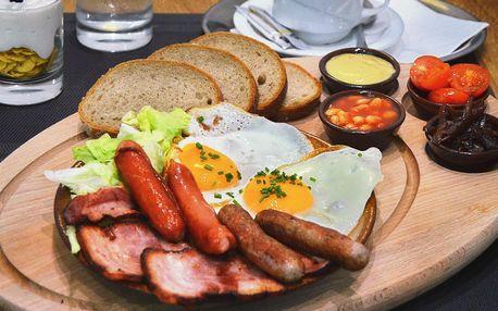 Farmářská snídaně ve slané i sladké variantě