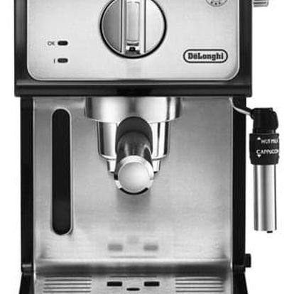 Espresso DeLonghi ECP 35.31 nerez