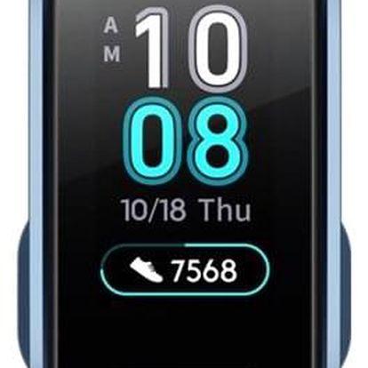 Fitness náramek Huawei Band 3 Pro modrý (55023009)