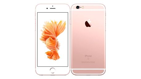 Mobilní telefon Apple iPhone 6s 32GB - Rose Gold (MN122CN/A)