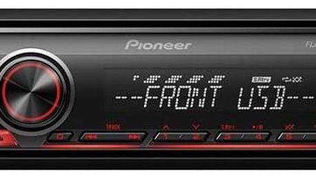 Autorádio Pioneer MVH-S110UB černá + dárek