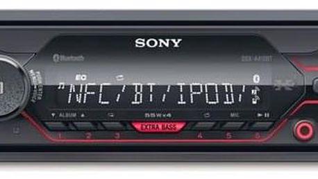 Autorádio Sony DSX-A410BT černé