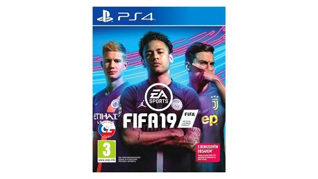 Hra EA PlayStation 4 FIFA 19 (EAP420614)