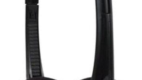 Sluchátka Koss Featherweight KPH/7 (doživotní záruka) černá