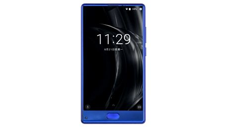 Doogee MIX Lite Dual SIM 2 GB + 16 GB modrý (DGE000095)