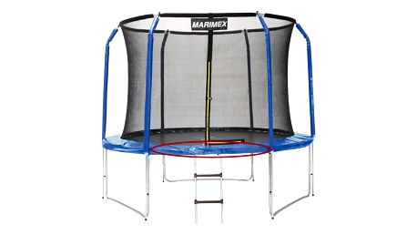 Marimex | Náhradní trubka rámu pro trampolínu Marimex 396 cm | 19000505