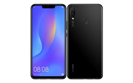 Mobilní telefon Huawei nova 3i černý + dárek (SP-NOVA3IBOM)