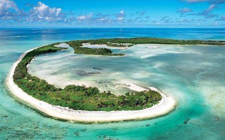 Seychely - mikroostrovy v Seychelách na 8 dní, plná penze s dopravou letecky z Prahy