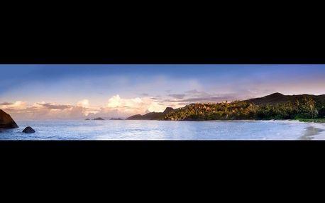Seychely - Mahé na 10 dní, all inclusive s dopravou letecky z Prahy, přímo na pláži