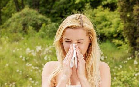 Test tolerance na 90 nejběžnějších alergenů
