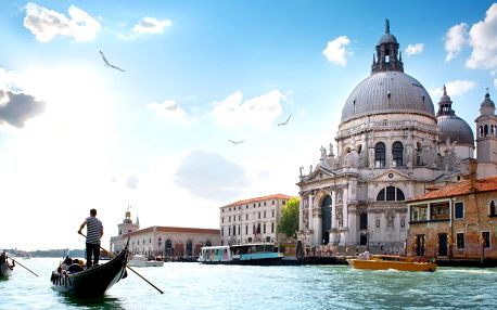 Benátky, Lago di Garda, Sirmione, Verona na 1 noc