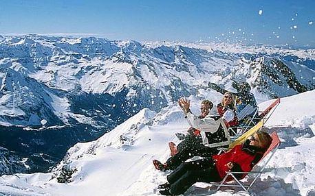 Rakousko - Rakouská jezera autobusem na 3 dny, polopenze