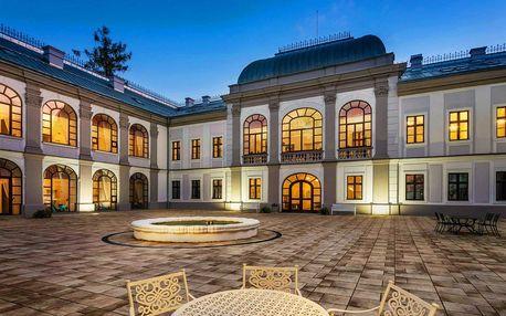 Romantika na Slovensku: pobyt na zámku s wellness