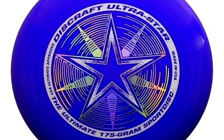 Frisbee Discraft Ultimate Ultra-star blue