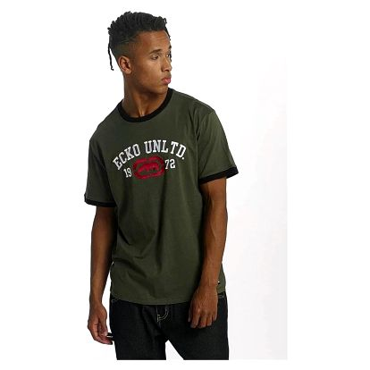 Ecko Unltd. / T-Shirt First Avenue in olive L