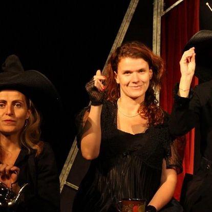 Vstupenka na divadelní představení Maškaráda