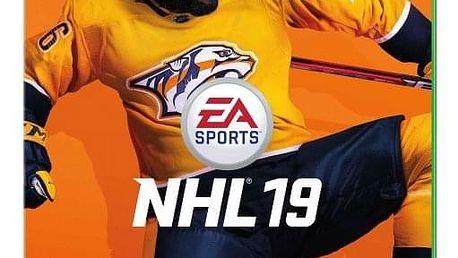 Hra EA Xbox One NHL 19 (EAX354541)
