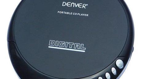 Discman Denver DM-24 černý (ddm24)