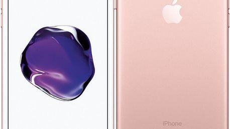 Apple iPhone 7 Plus 128 GB - Rose Gold (MN4U2CN/A)