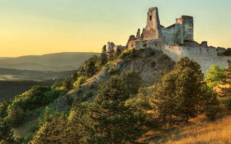 Jaro, léto i Velikonoce blízko Čachtic s polopenzí