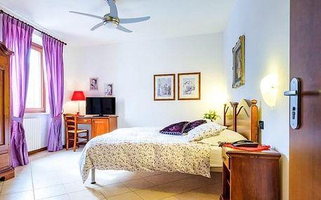Lago di Garda: malebný Hotel Tre Punte *** se snídaní a vířivkou na 3 - 6 dní