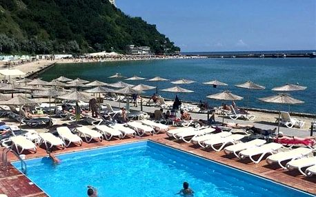 Bulharsko - Varna (oblast) letecky na 8-12 dnů, all inclusive