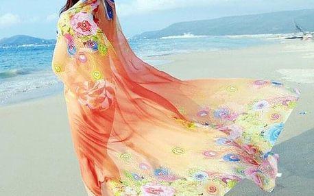 Plážový šátek SD90