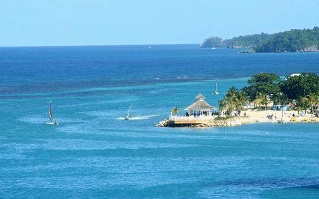 Jamajka perla Karibiku - 13 dní s dopravou, průvodce, ubytování, strava all inclusive