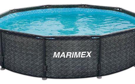 Marimex Florida 3,66 x 1,22 m RATAN 10340236