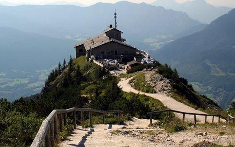Zájezd do Bavorska: Orlí hnízdo a jezero Königsee od května do července