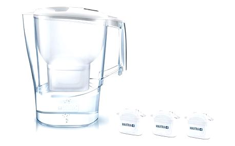 Filtrační konvice Brita Aluna MaxtraPlus Starter pack
