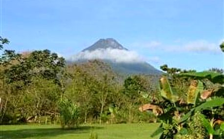Úžasná Kostarika - 15 dní s dopravou, ubytováním a polopenzí