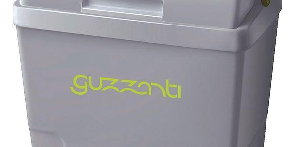 Autochladnička Guzzanti GZ 22B šedá2