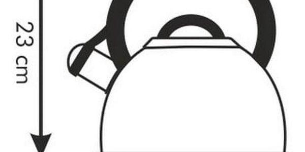 Čajník nerez CORONA 2l, Tescoma2