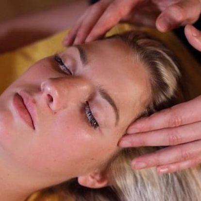 Indická masáž hlavy - kurz v Praze 15.5.2019