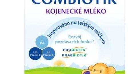 4x HIPP 3 Junior Combiotik (600 g) – pokračovací mléčná kojenecká výživa