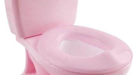 SUMMER INFANT Nočník My Size Potty - Růžový