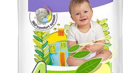 2x BELLA HAPPY Maxi Big Pack 4 (8-18kg) 66 ks – jednorázové pleny