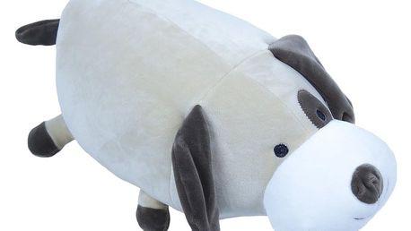 BO-MA Trading Plyšový pes Flíček, 30 cm