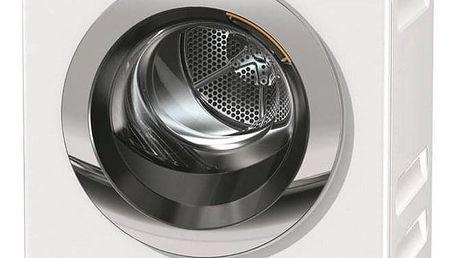 Sušička prádla Miele ChromeEdition TCJ 690 WP bílá