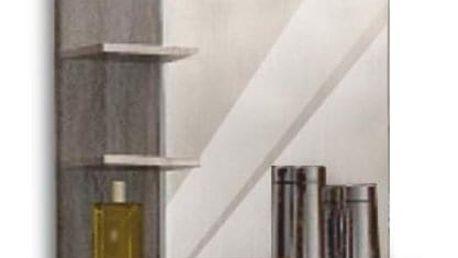 zrcadlo 14, dub sonoma troufáte, OLIVIA LUTR 14