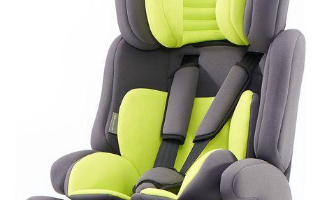 KINDERKRAFT Comfort Up (9-36 kg) Autosedačka – Lime