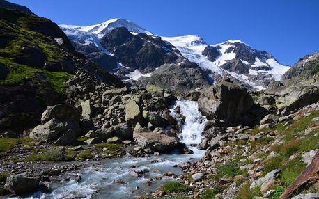 Švýcarsko - Ferraty Bernských Alp