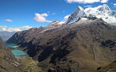 Peru - horský trek a Machu Picchu