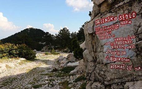 Národní parky Černé Hory a Albánie