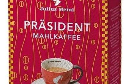 Káva mletá Julius Meinl Prasident Mahlkaffee